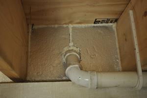 Basement Insulation Rim Joists in Woodbury